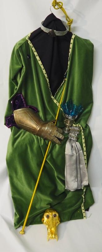 The Robe of Providence - Wednesbury